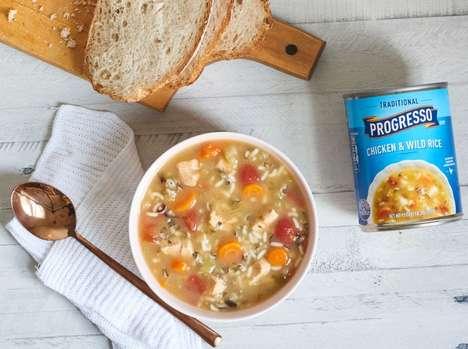 Hormone-Free Chicken Soups