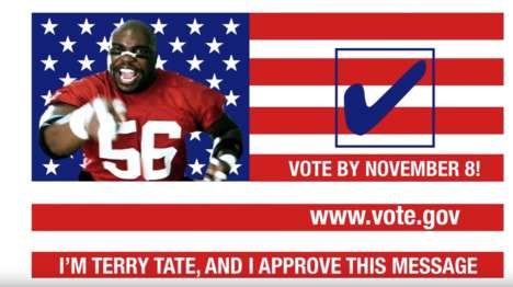 Political Video Spoofs - Funny or Die Revives Terry Tate to Weigh in on the 2016 Election