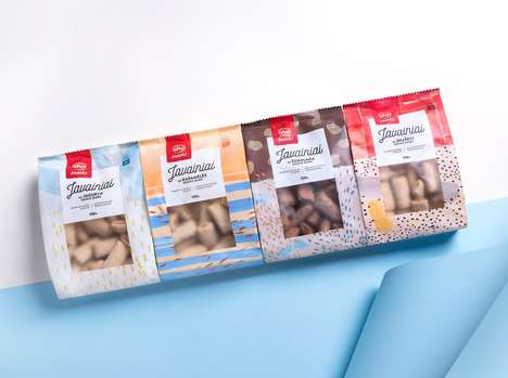 Modernized Muesli Packaging - This Snack Brand Decided to Redesign One of Its Classics
