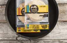 GMO-Free Tortilla Alternatives - La Tortilla Factory Now Offers Various Non-GMO Tortilla Options