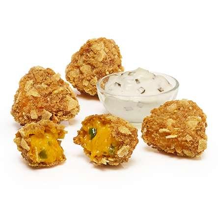 Bite-Sized Nacho Snacks