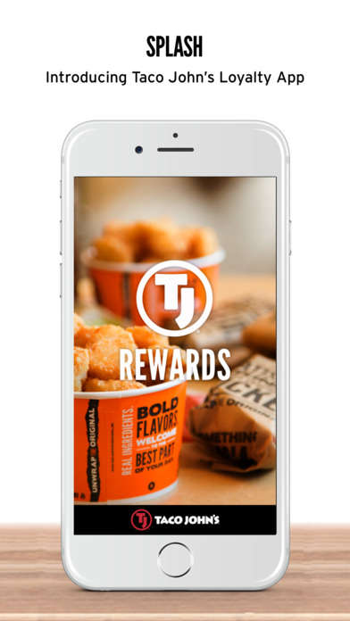 Rewarding Mexican Restaurant Apps - The TJ Rewards App Helps Taco John's Customers Earn Free Food
