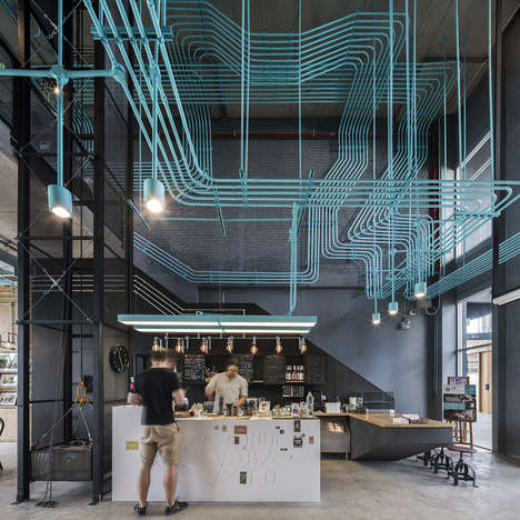 Artisanal Co-Working Office Spaces