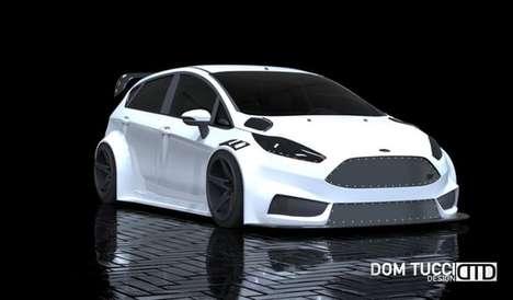 Intimidating Supermini Cars