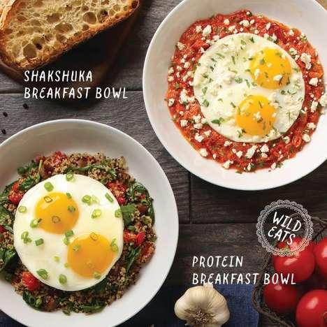 Middle Eastern Breakfast Bowls