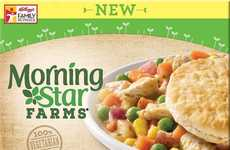Meat-Free Frozen Entrees - MorningStar Farms' New Heat-and-Serve Veggie Bowls are Entirely Meatless