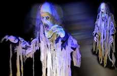 Animatronic Ghost Decorations