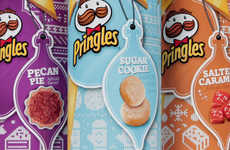 Festive Cookie-Flavored Chips - Pringles Now Come in a Sweet and Salty Sugar Cookie Flavor