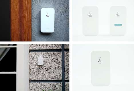 Battery-Free Wireless Doorbells