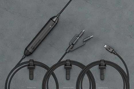 All-in-One Smartphone Cables