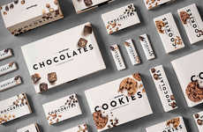 Convenience-Focused Dessert Packs - The Awfully Good to Go Cookies and Chocolate are Ready to Go