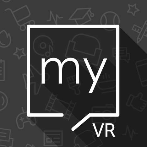 Virtual Reality Social Platforms - The 'myVR' Platform Serves as a Personal Hub for VR Users