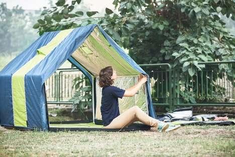 Waterproof Homeless Tents