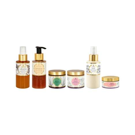 Six-Step Skincare Sets