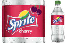 Sugar-Free Cherry Colas - Coca-Cola is Set to Launch the New Sprite Cherry and Sprite Cherry Zero