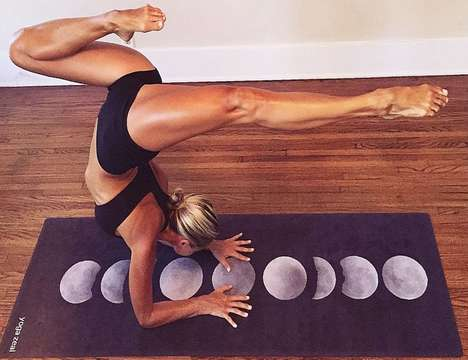 Lunar Serenity Exercise Mats