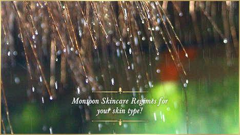 Monsoon Season Skincare Regimes