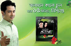 Powdered Hair Dye Packets - ​HairCode Active is a Herbal Product Designed to Cover Grays