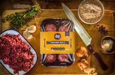 Gourmet Gluten-Free Meatballs - These Seasoned Meatballs are Designed to Tantalize Tastebuds
