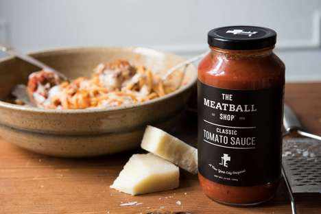 Hiply Branded Meatball Sauces