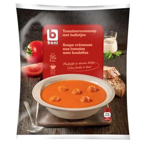 Tomato Meatball Soups