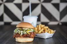 Collaborative Chef-Crafted Burgers - The New Son of a Gun Chick'n Shack Was Created by Two LA Chefs
