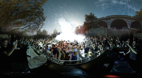 Virtual Reality Music Venues