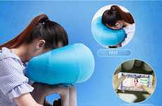 Tech-Centric Travel Pillows