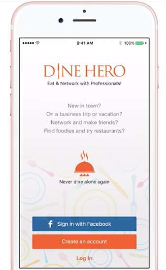 Dining Partner-Finding Apps
