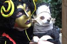 Costumed Canine Events - 'All Dogs Matter' Planned a Halloween Parade to Promote Its Efforts