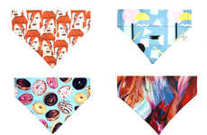 Playful Dog Bandanas