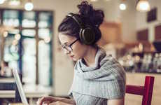 Music-Isolating Headphones - The iLive Noise-Cancelling Bluetooth Headphones Ensure Sound Isolation