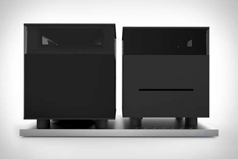 Advanced Cubic Sound Systems
