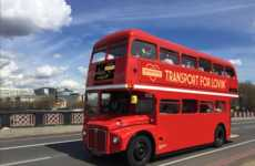Speed Dating Buses - The 'Datemaster' bus is part of a speed dating campaign for 'Match.com'