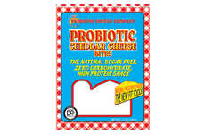 Probiotic Cheddar Cheeses
