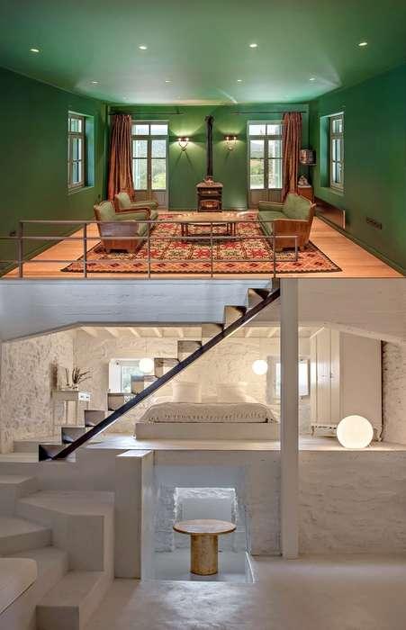 Seasonally Polarized Home Designs