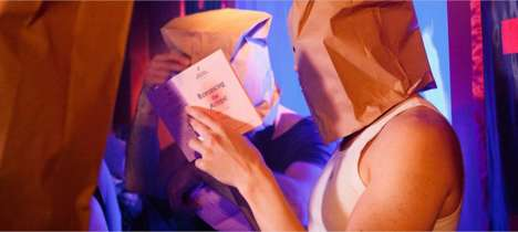 Armpit-Sniffing Date Nights - The Romancing the Armpit Event Had Singles Sniffing Out Their Matches