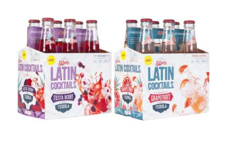 Latin Tequila Cocktails