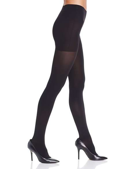Crystal-Infused Tights