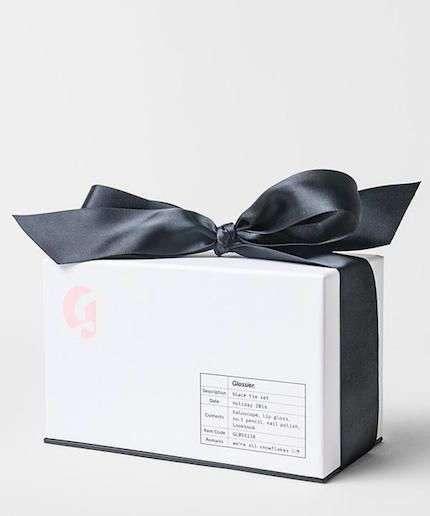 Black-Tie Beauty Boxes