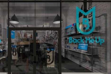 Anti-Theft Pop-Up Shops