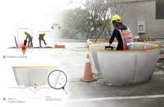 Construction Noise-Isolating Barriers - The Noise Collecting Barrier Ensures Noise Pollution Control