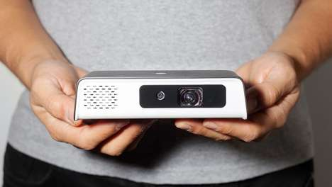 Handheld Android Projectors