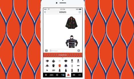Fashion Collaboration Emojis