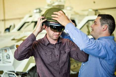 VR Military Helmets
