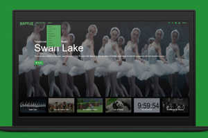 Sleepy Video Streaming Services