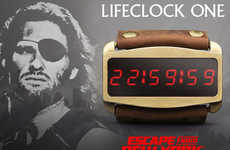 Dystopian Film Smartwatch Designs