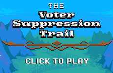 Politicized Voting Video Games