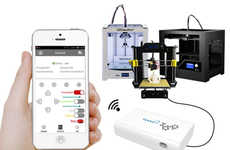 3D Printer Smartphone Adapters