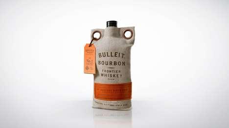 Lewis Bag Whiskey Packaging